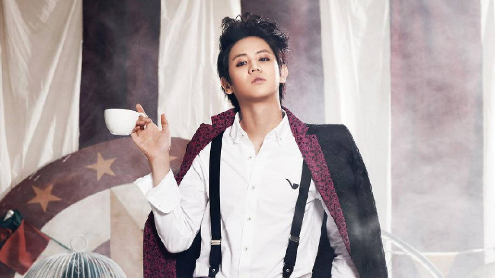 Estreia solo de Yoseob do BEAST © Cube Entertainment