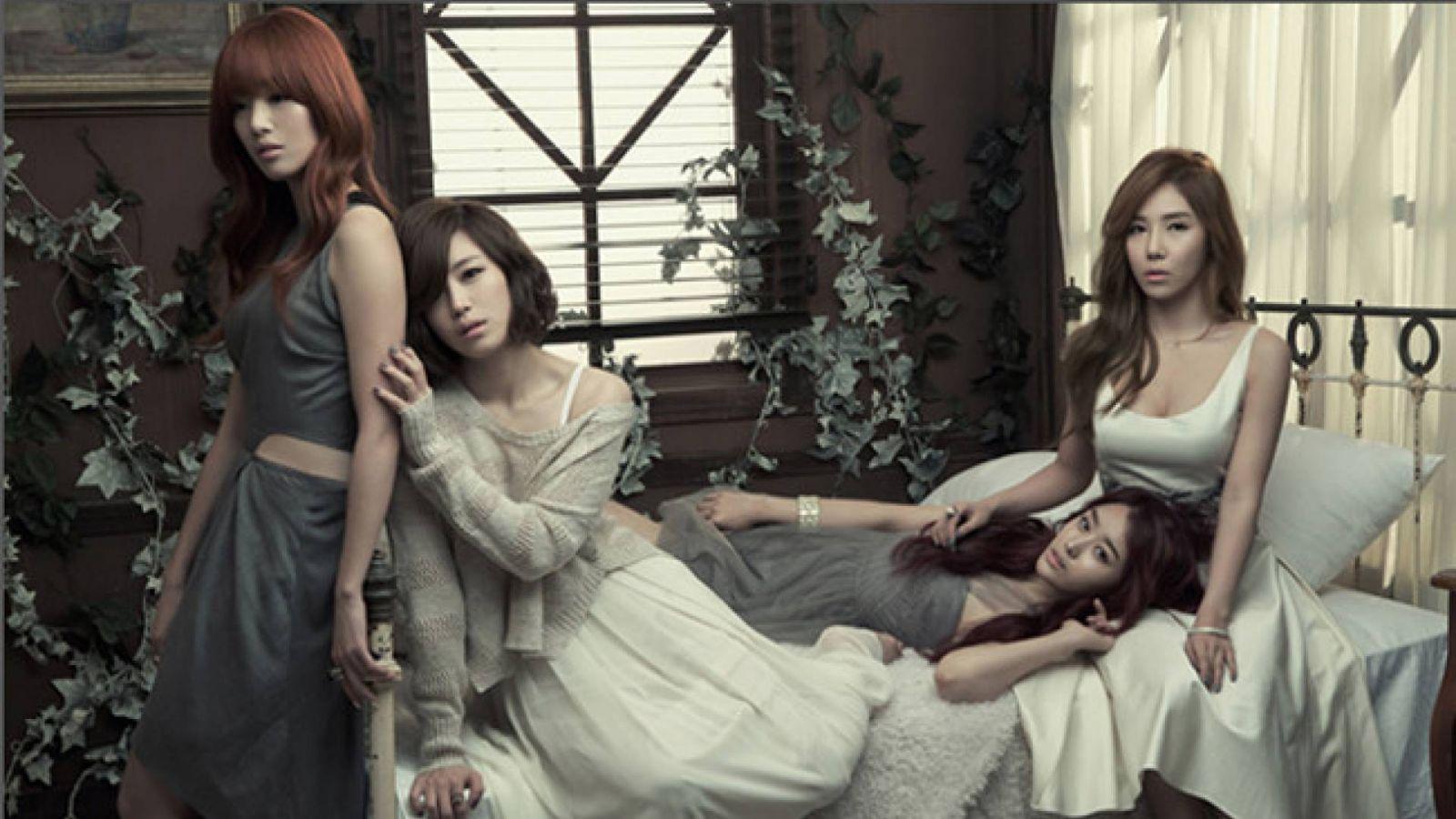 Comeback do Secret © TS Entertainment