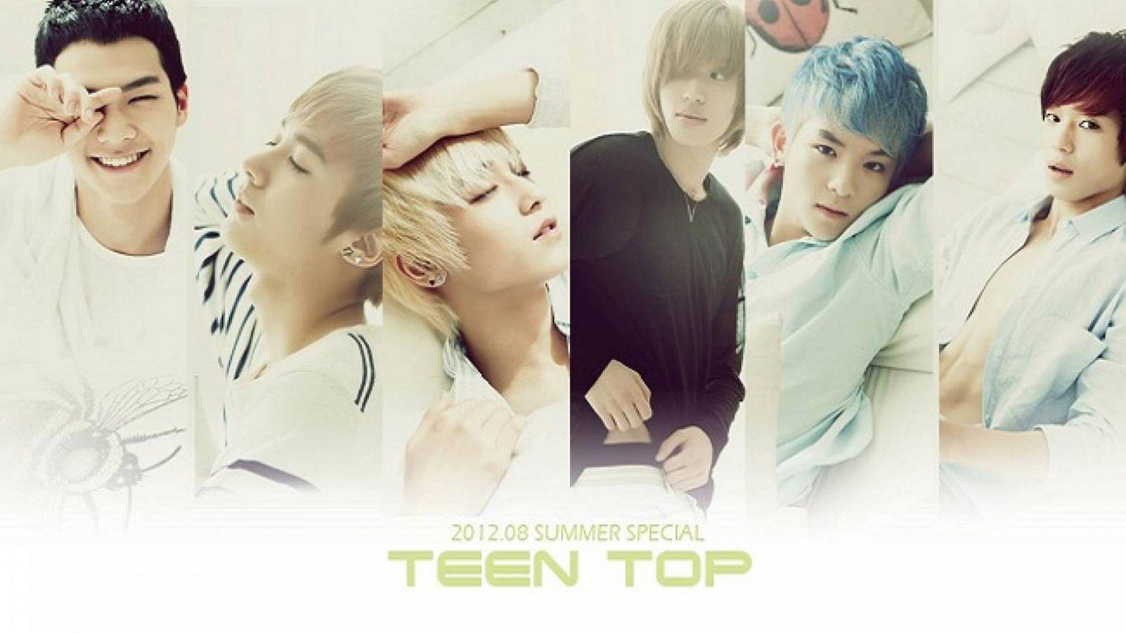 Teen Top abre comunidade no Google+ © TOP Media