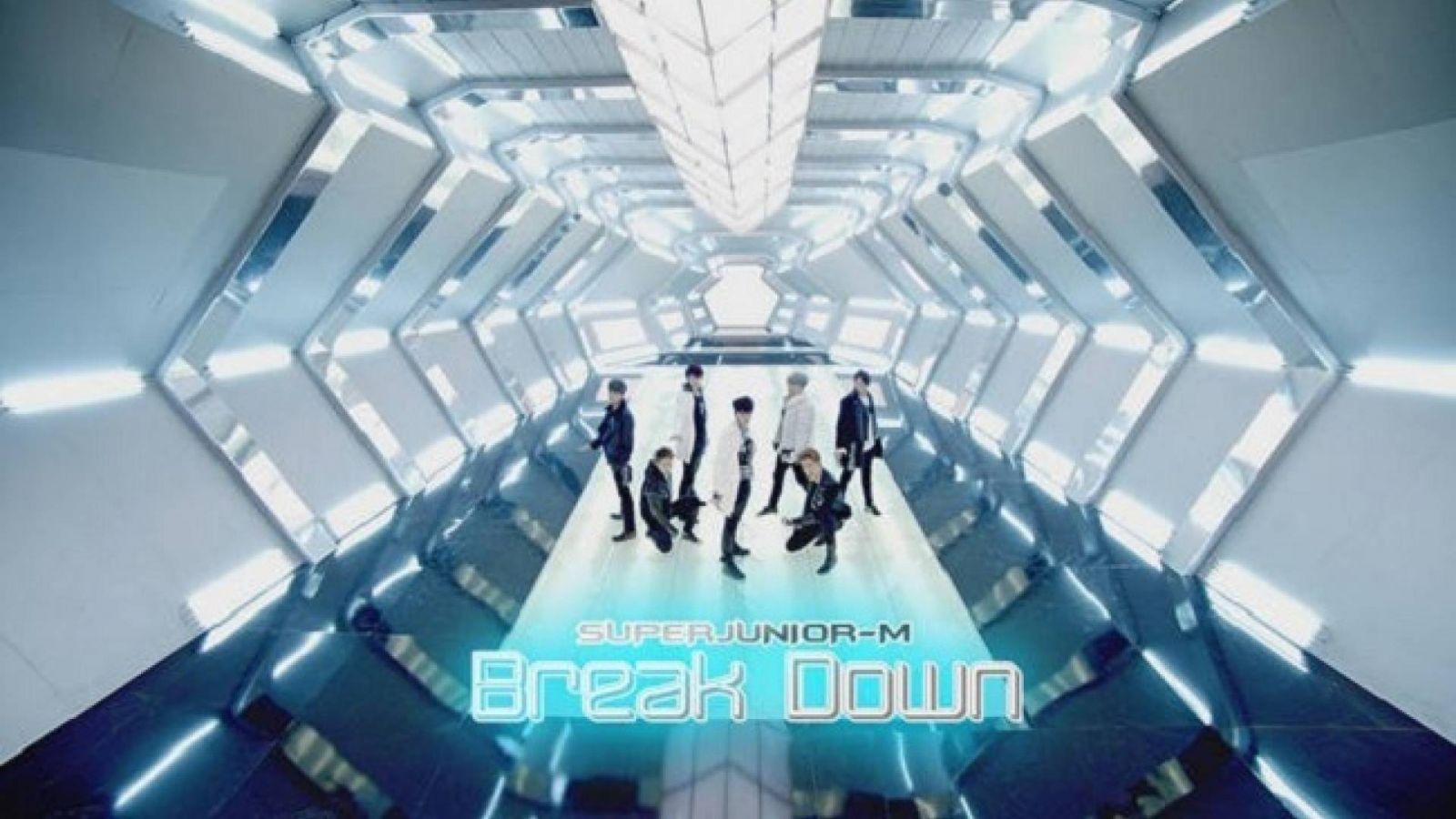 Comeback do Super Junior-M © SM Entertainment