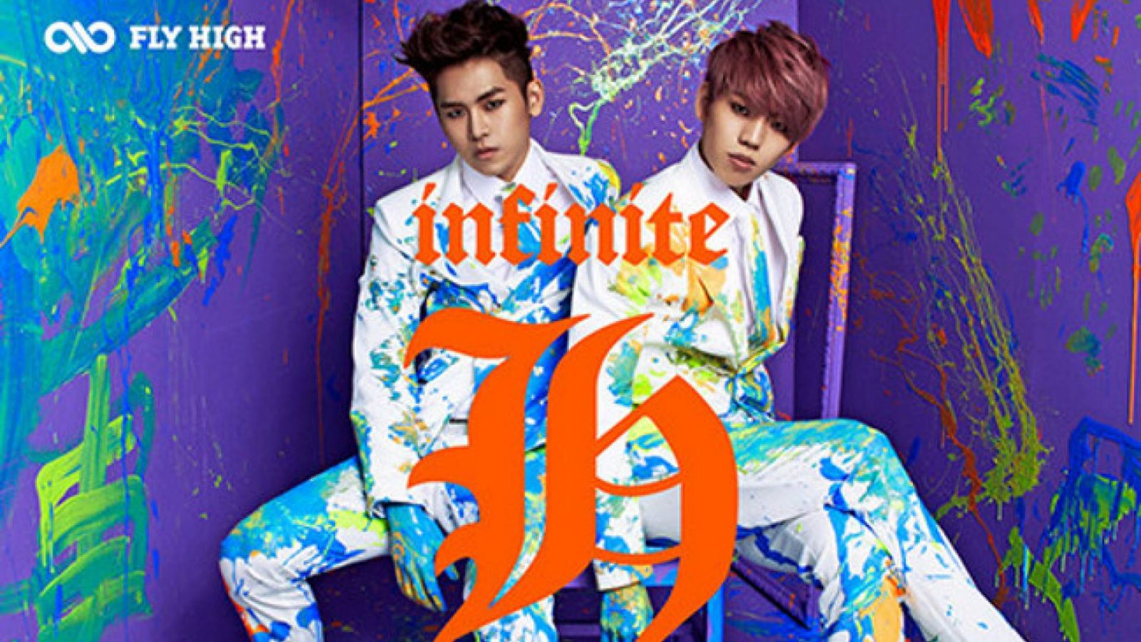 Estreia do Infinite-H © Woollim Entertainment