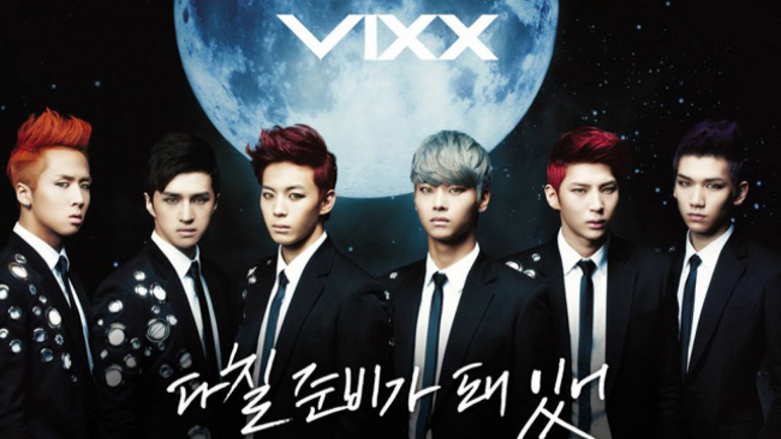 Teaser du nouveau clip de VIXX © Jellyfish Entertainment