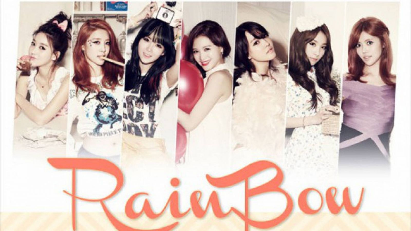 Comeback do Rainbow © DSP Entertainment