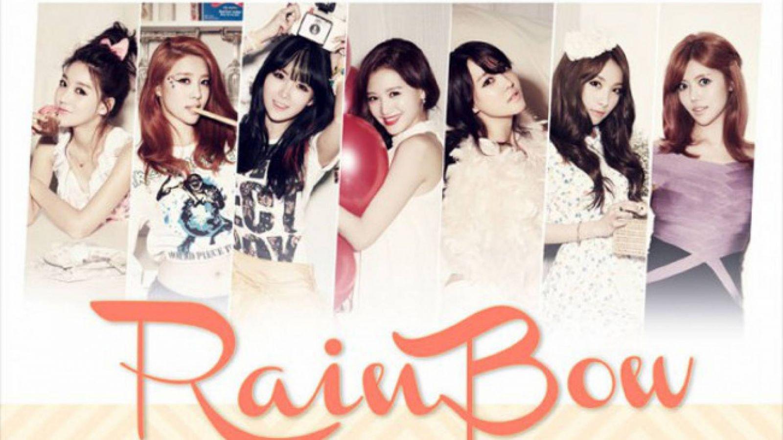 Comeback do Rainbow © DSP Entertainment