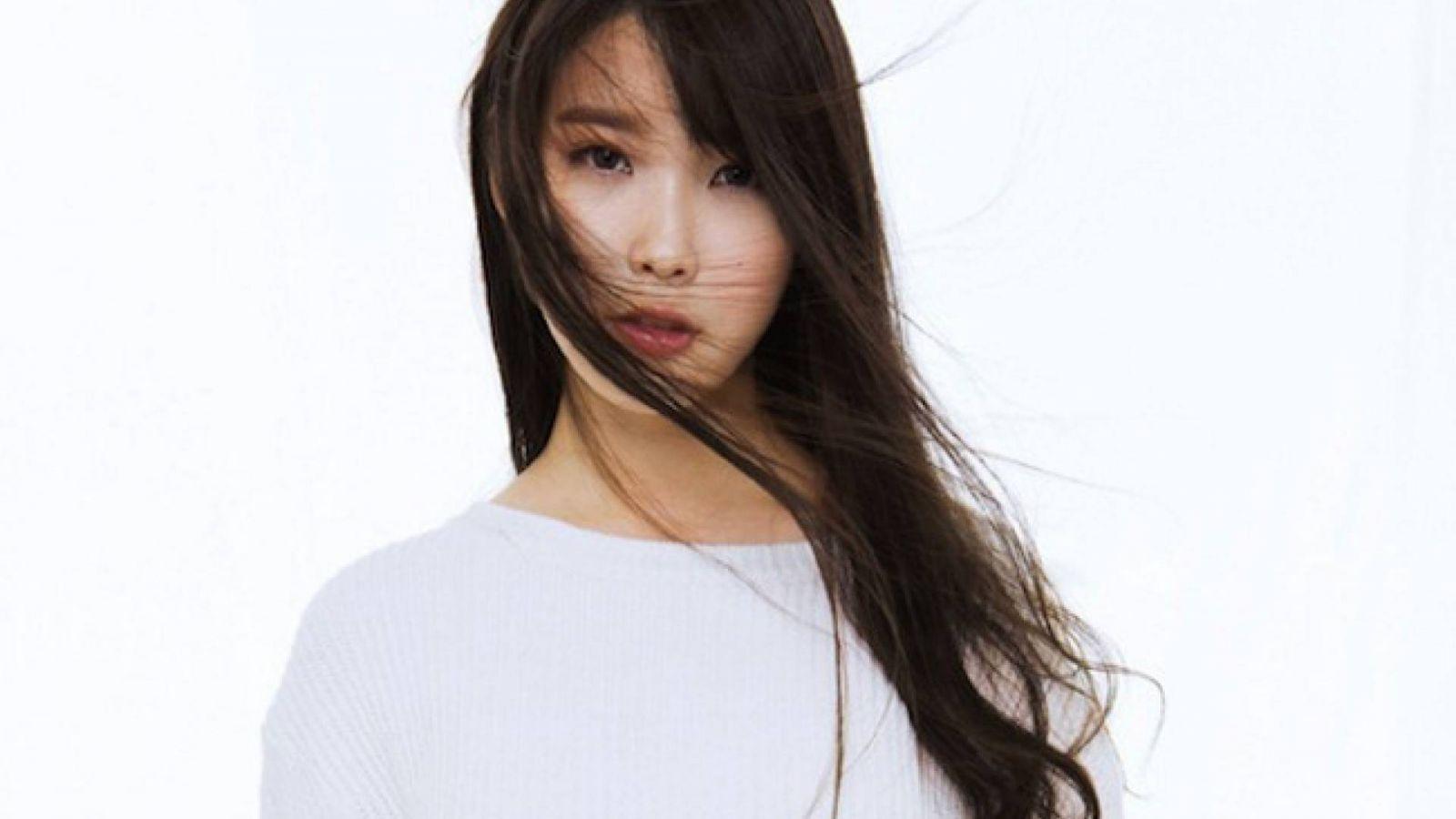 Comeback da IU adiado para setembro © EMI Music Japan