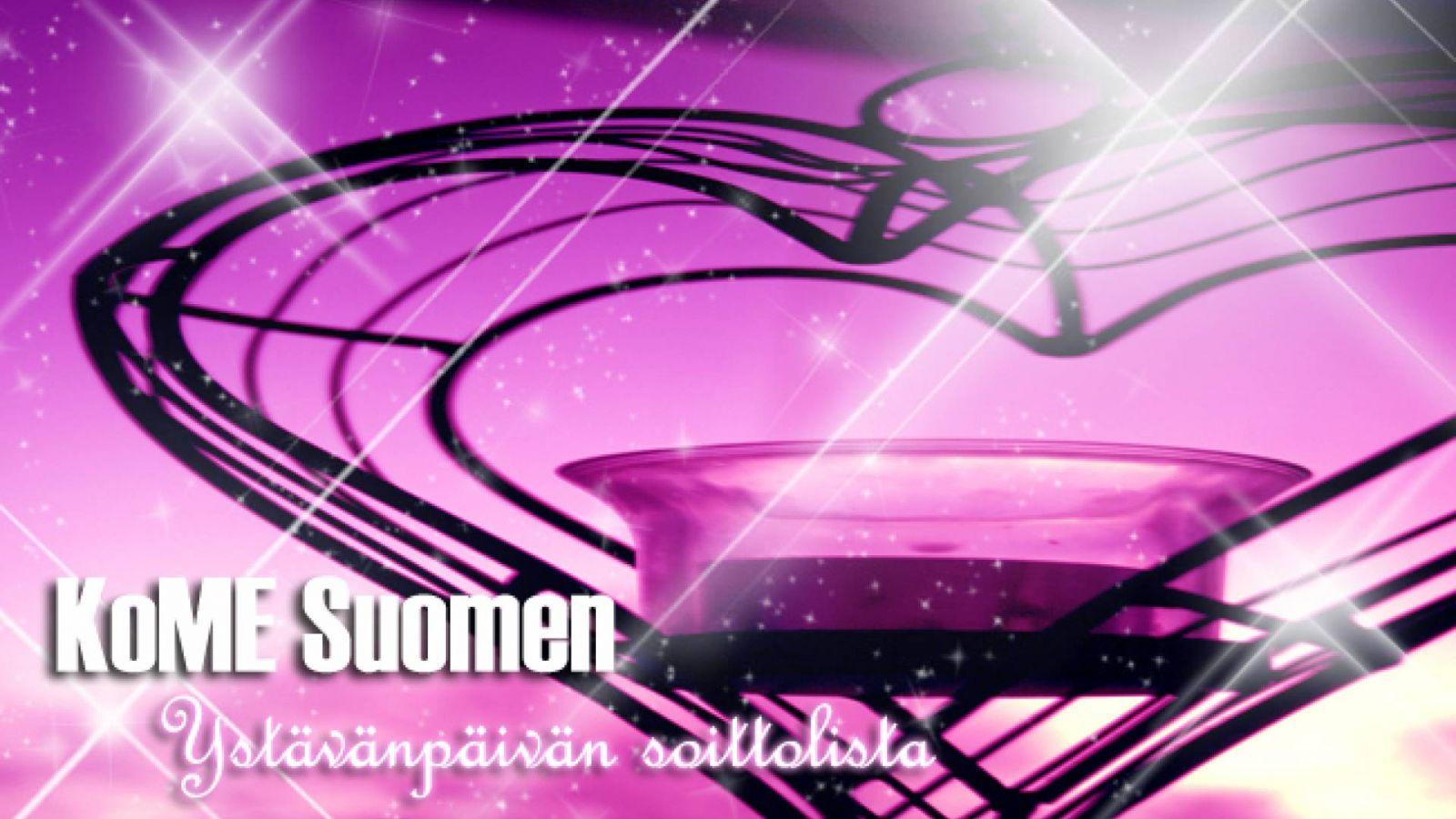 Ystävänpäivän soittolista © rreichu, KoME Suomi