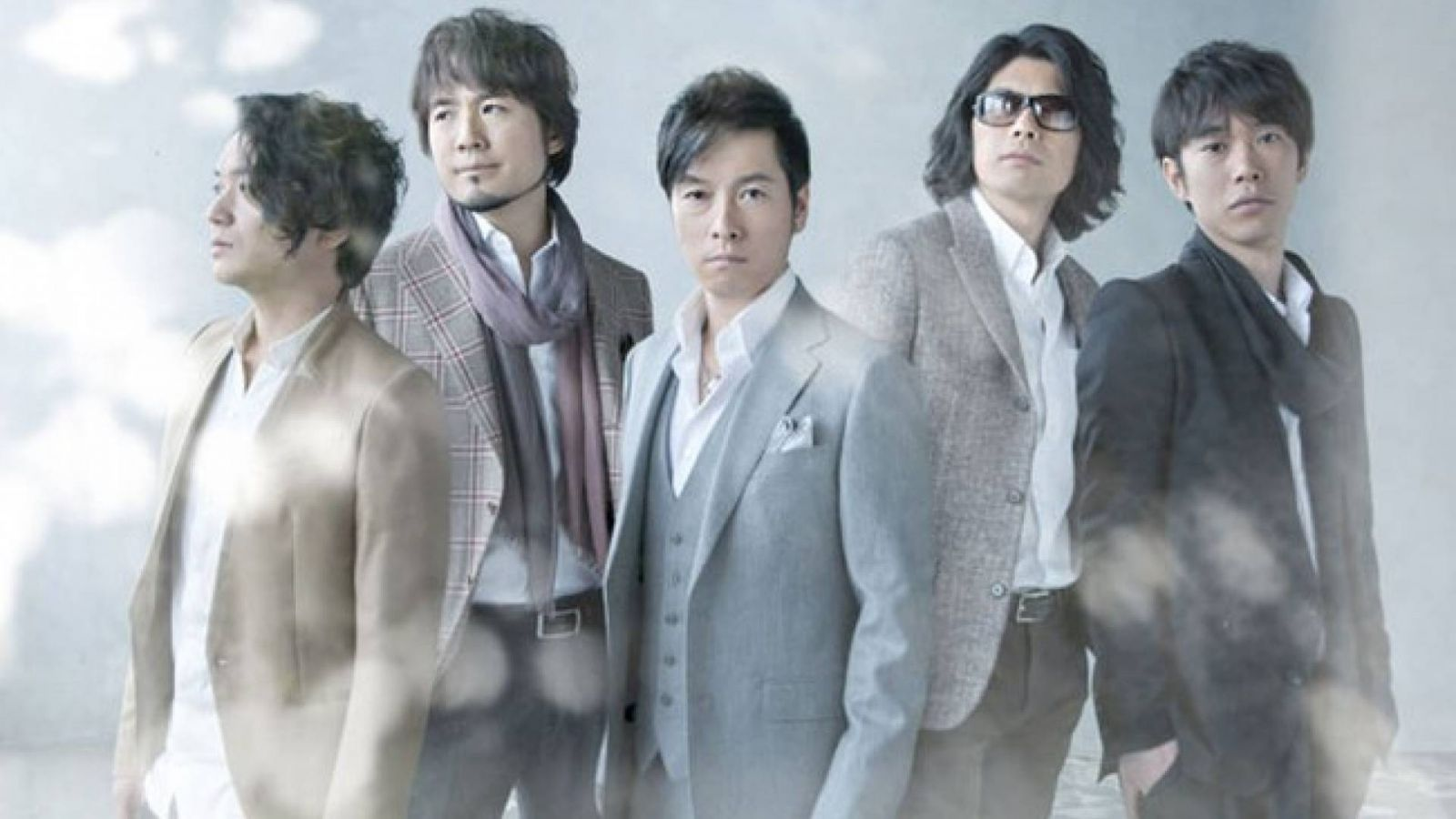 The Gospellers © Sony Music Entertainment (Japan) Inc.