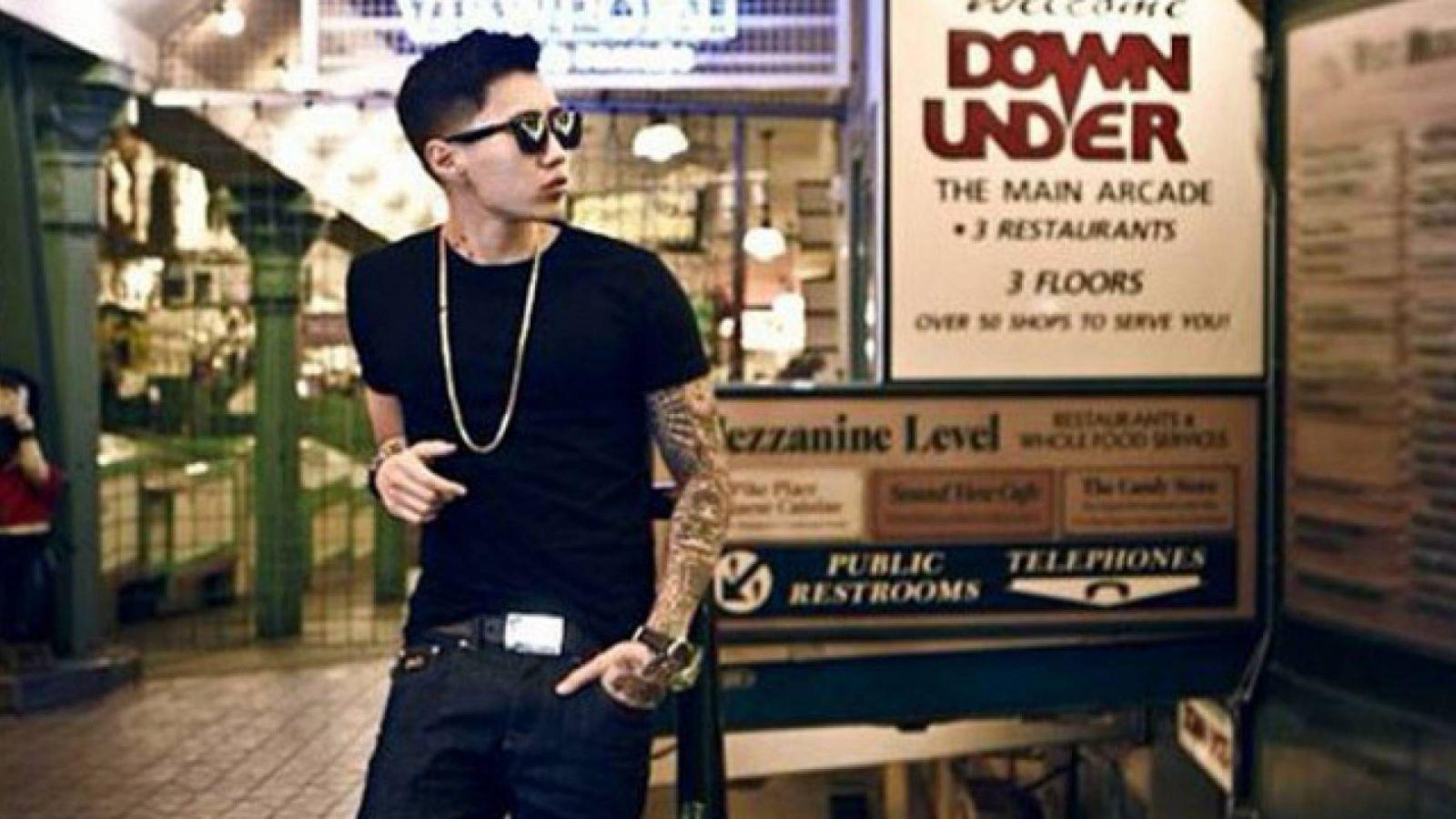 Jay Park lança o álbum I Like 2 Party © Sidus HQ