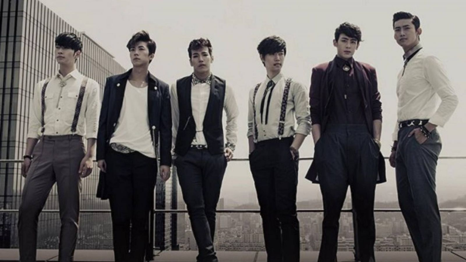 "2PM Music Video ""Come Back When You Hear This Song"" © JYP Entertainment"