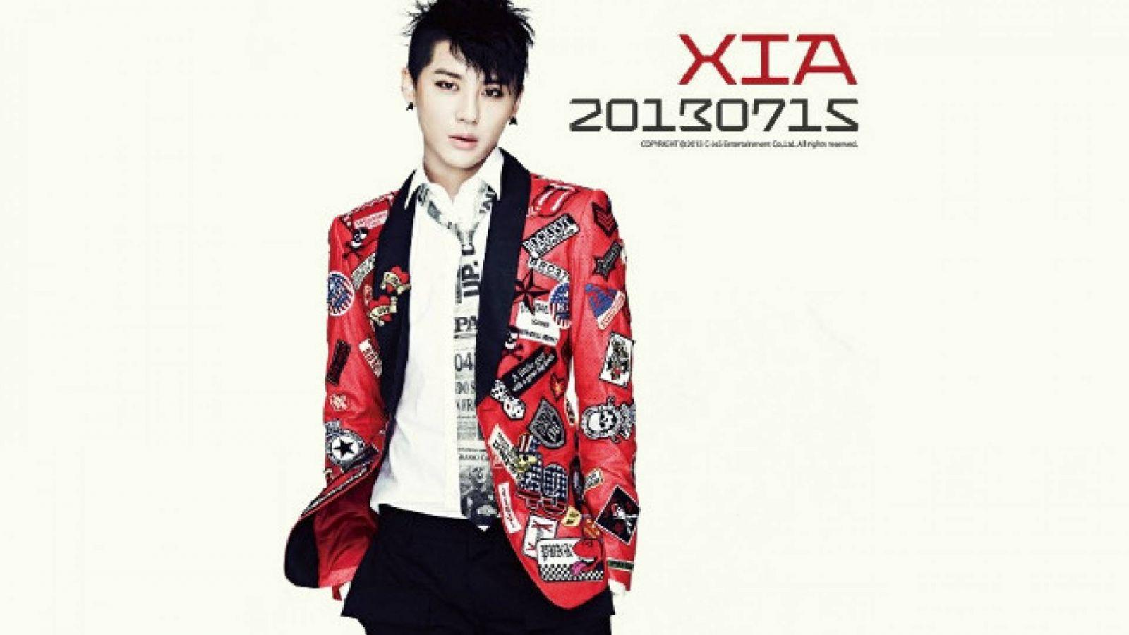 Informações sobre o novo álbum de XIA © C-Jes Entertainment