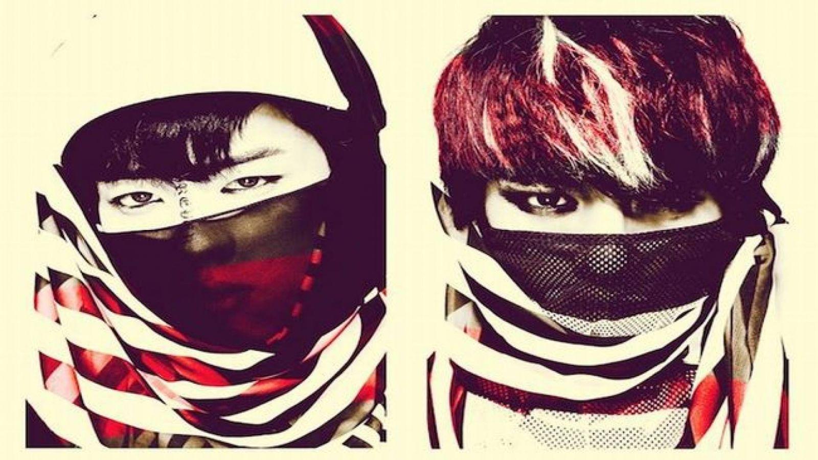 B.A.P de volta na próxima semana © T.S Entertainment