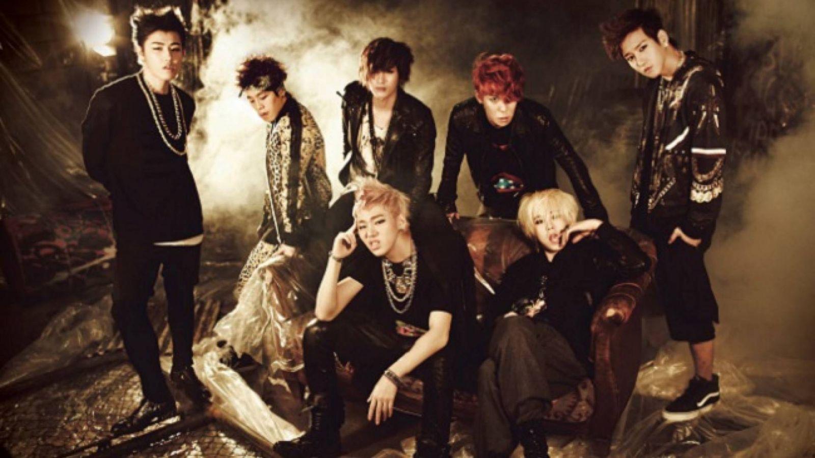 Block B cancela seu comeback © Seven Seasons