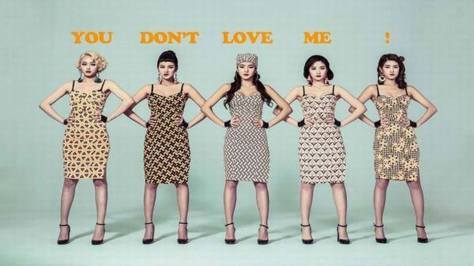 You Don't Love Me do SPICA © B2M Entertainment