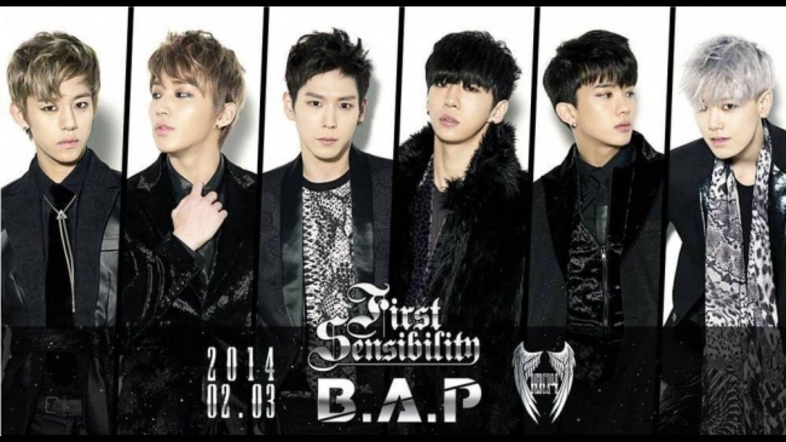 B.A.P:n ensimmäinen täyspitkä albumi ilmestyy helmikuussa © TS Entertainment