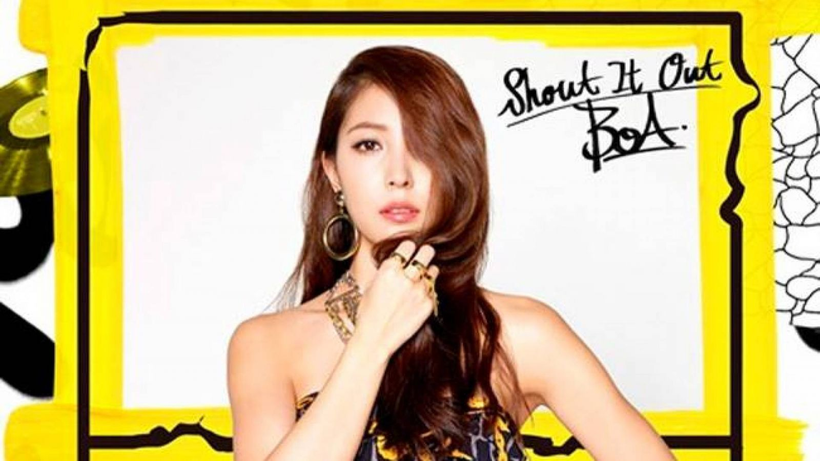 BoA lança Shout It Out © SM Entertainment