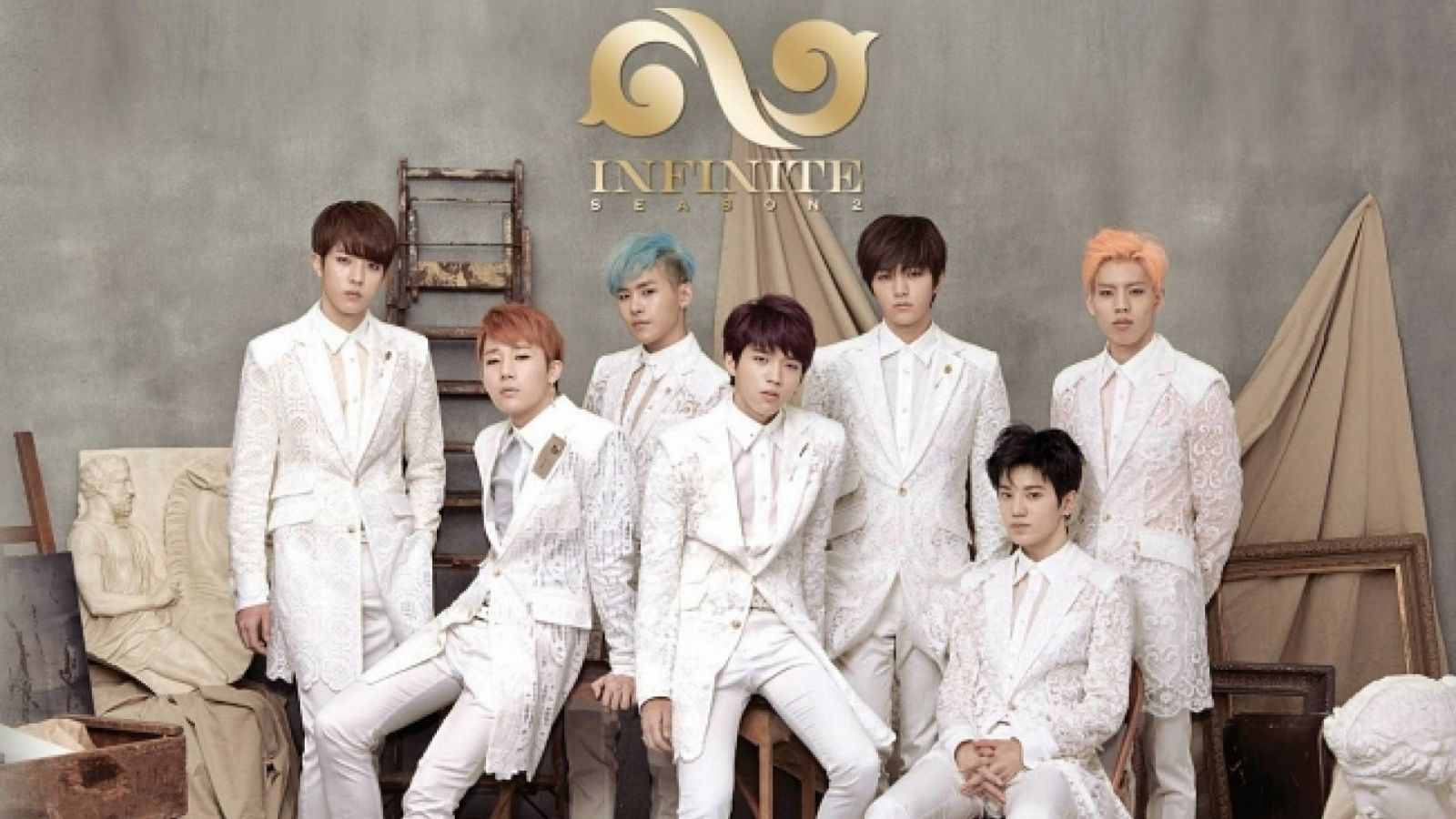 INFINITE está de volta © S.M. CULTURE & CONTENTS CO., LTD. WOOLLIM ENTERTAINMENT