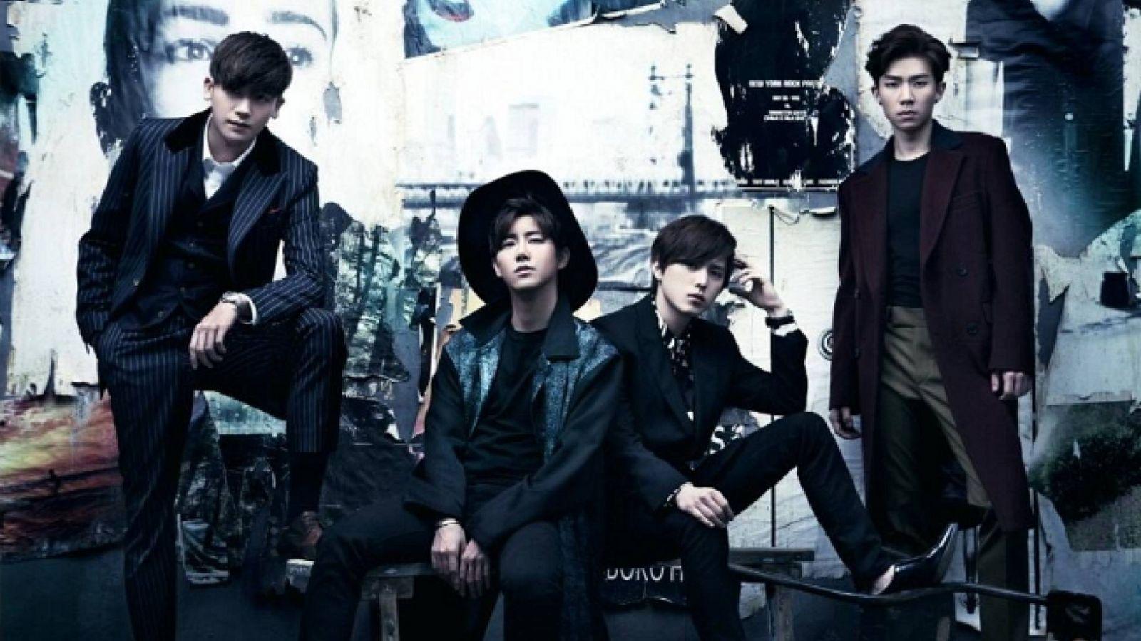 FIRST HOMME: segundo mini-álbum do ZE:A © Star Empire Entertainment