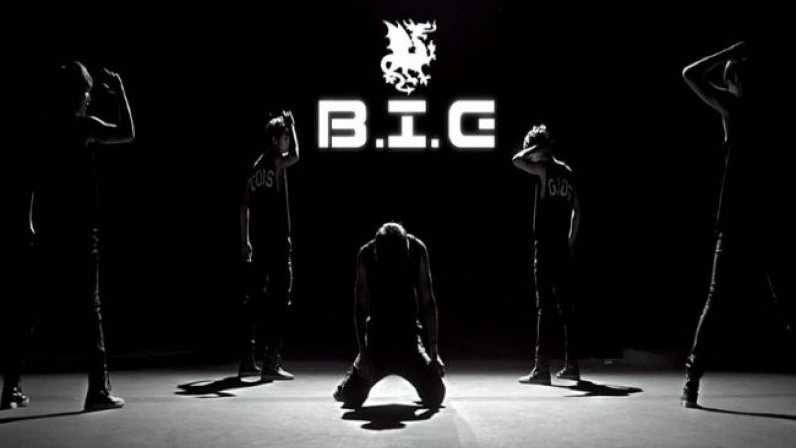 Teasers do novo grupo B.I.G © GH Entertainment