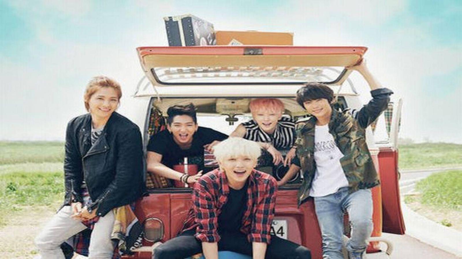Teasers de Solo Day em antecipação ao comeback do B1A4 © WN Entertainment
