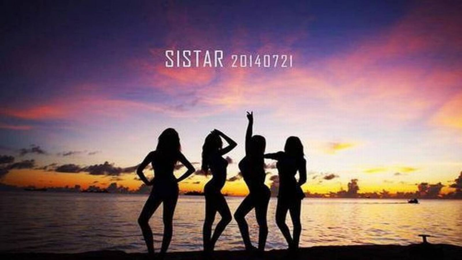 Touch N Move, novo mini-álbum do SISTAR © Starship Entertainment