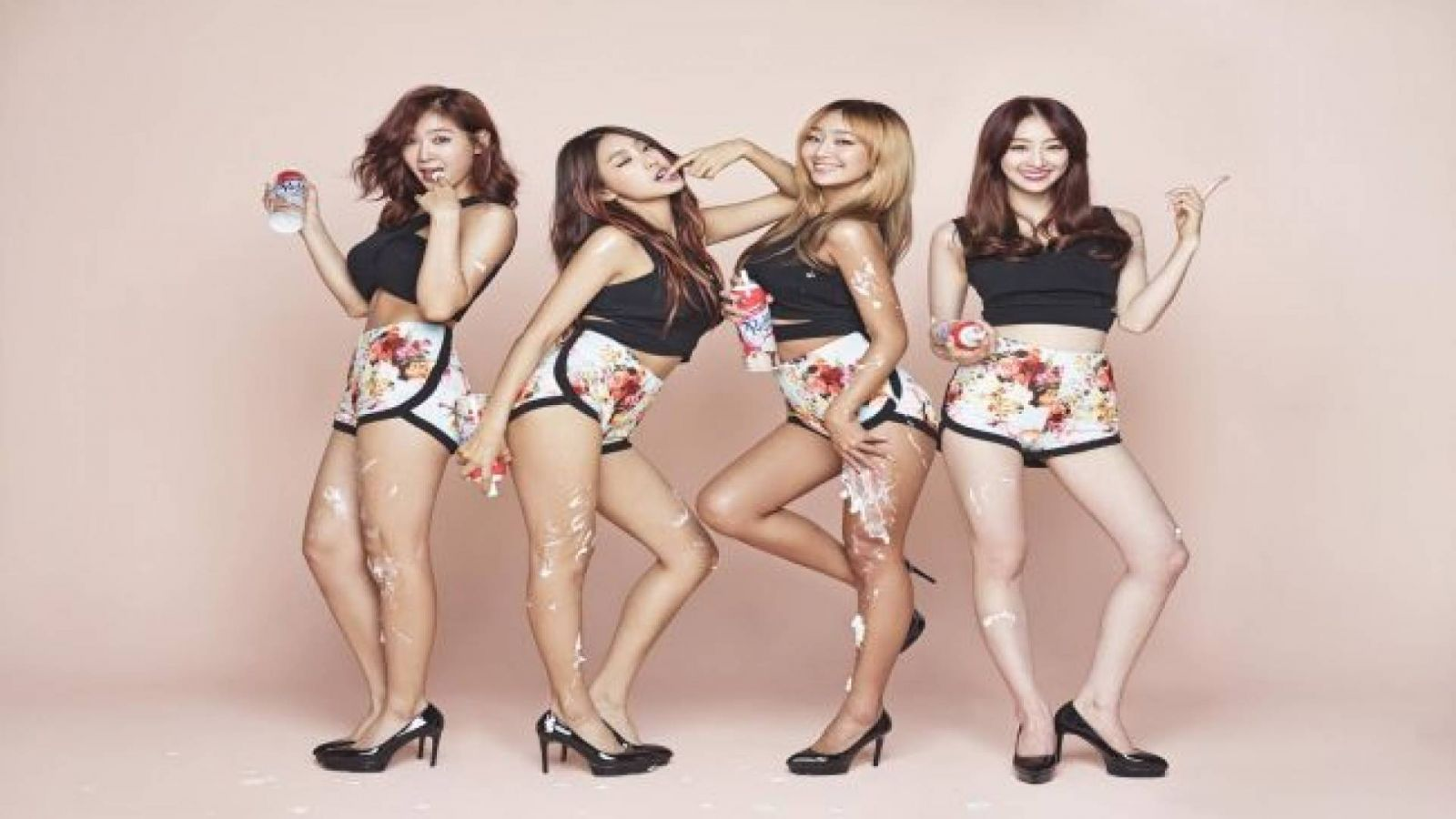 SISTAR lançará novo álbum © Starship Entertainment