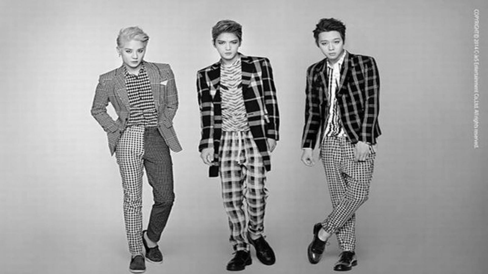 The Return of JYJ © C-JeS Entertainment