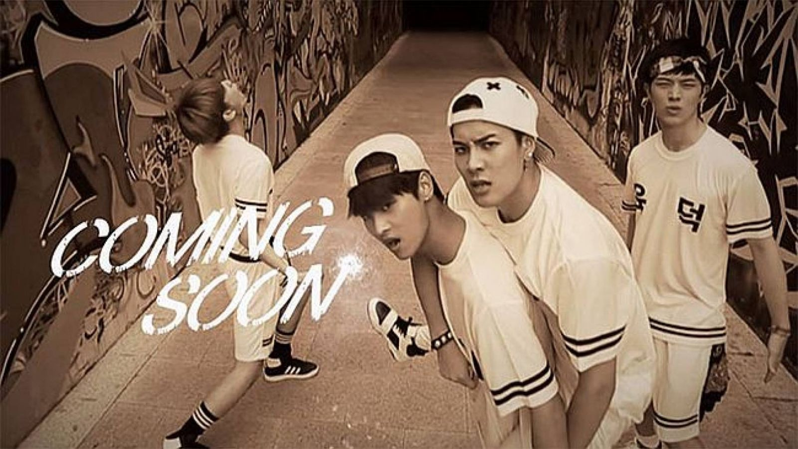 Stress Come On do Big Byung © Hitmaker