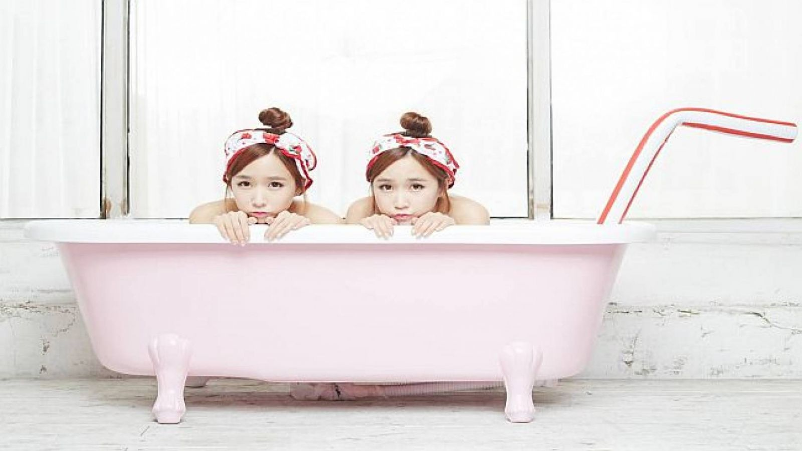 Nova sub-unit do Crayon Pop © Chrome Entertainment, Strawberry Milk Official Facebook