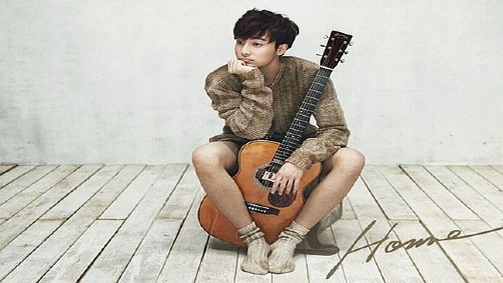 Roy Kim lançará seu segundo álbum © CJ E&M