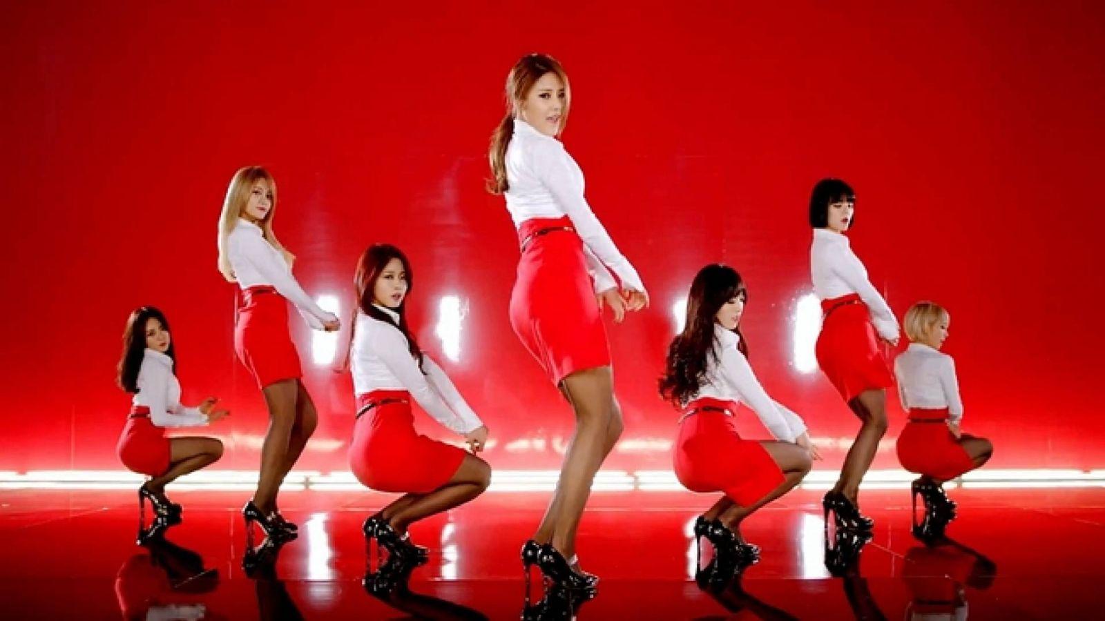 AOA fará comeback em novembro © 2014 FNC ENTERTAINMENT