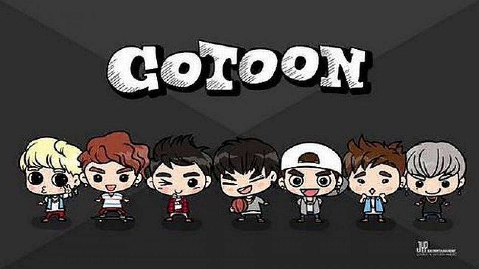 GOT7 vai estrear no Japão © JYP Entertainment