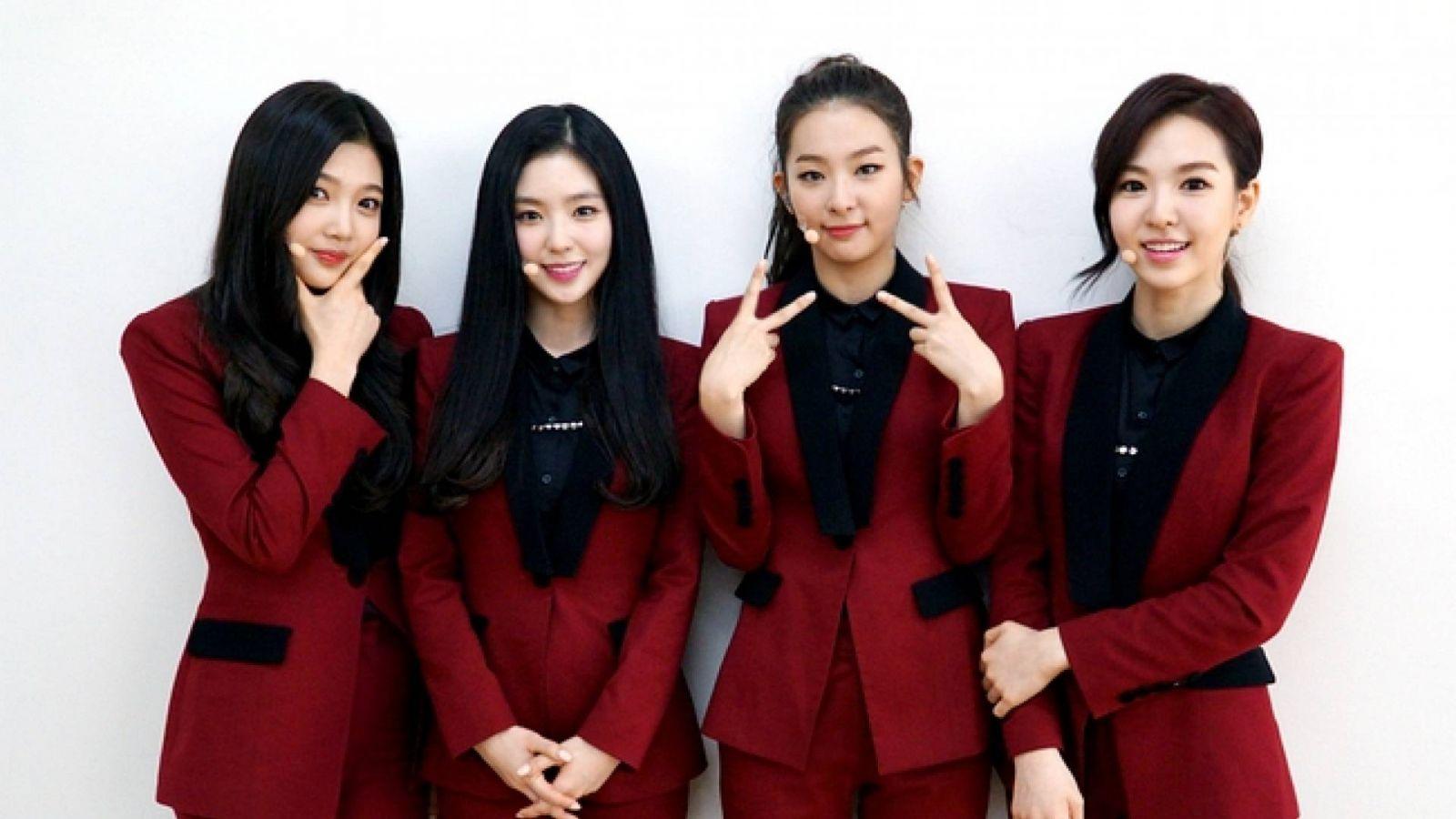 Segundo single digital do Red Velvet © Facebook SM TOWN