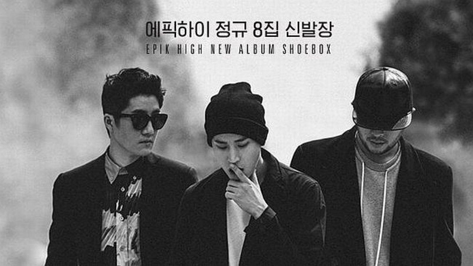 O superesperado comeback do Epik High © Epik High Official Facebook Page