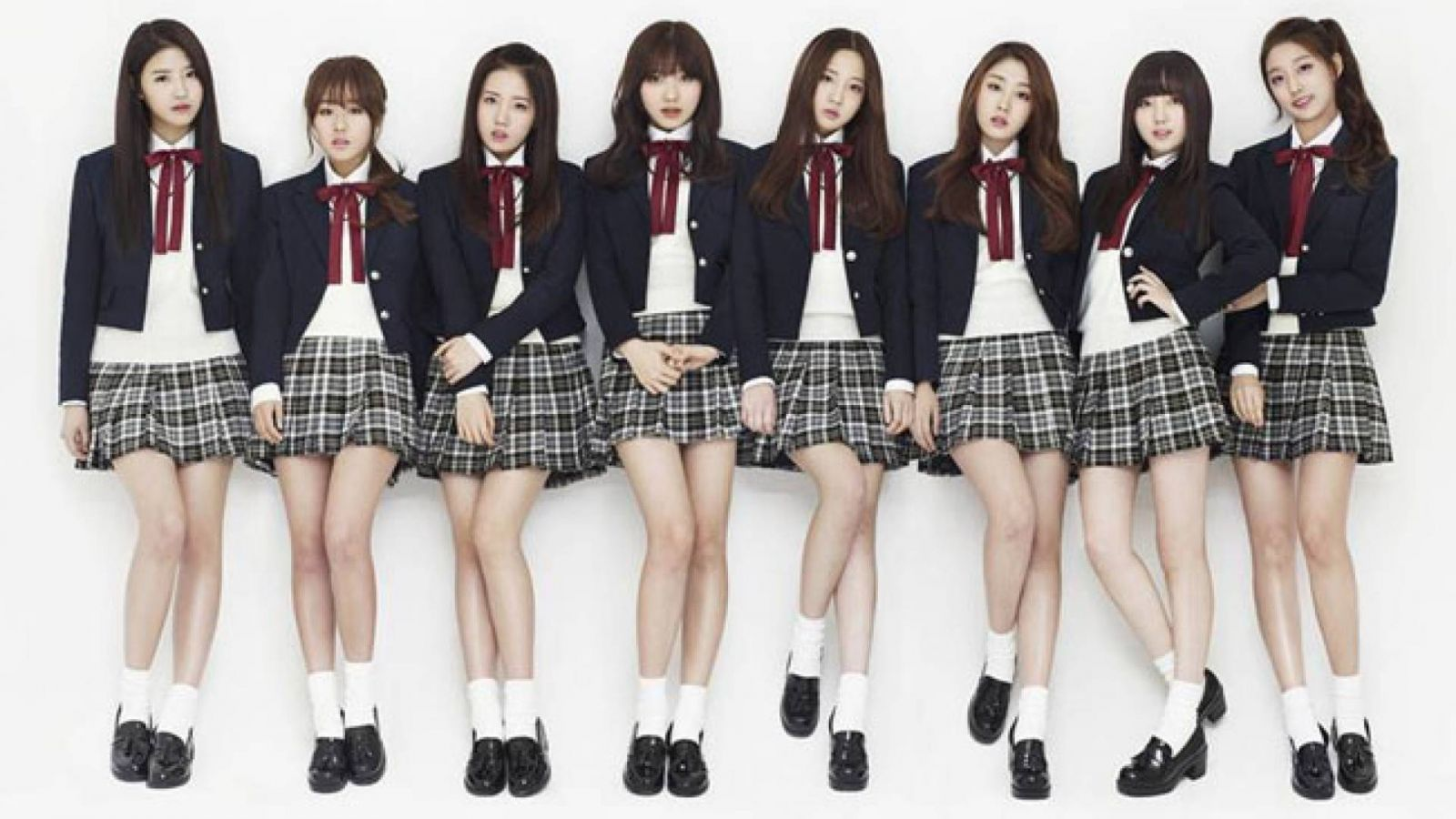 Estreia do LOVELYZ © Woollim Entertainment
