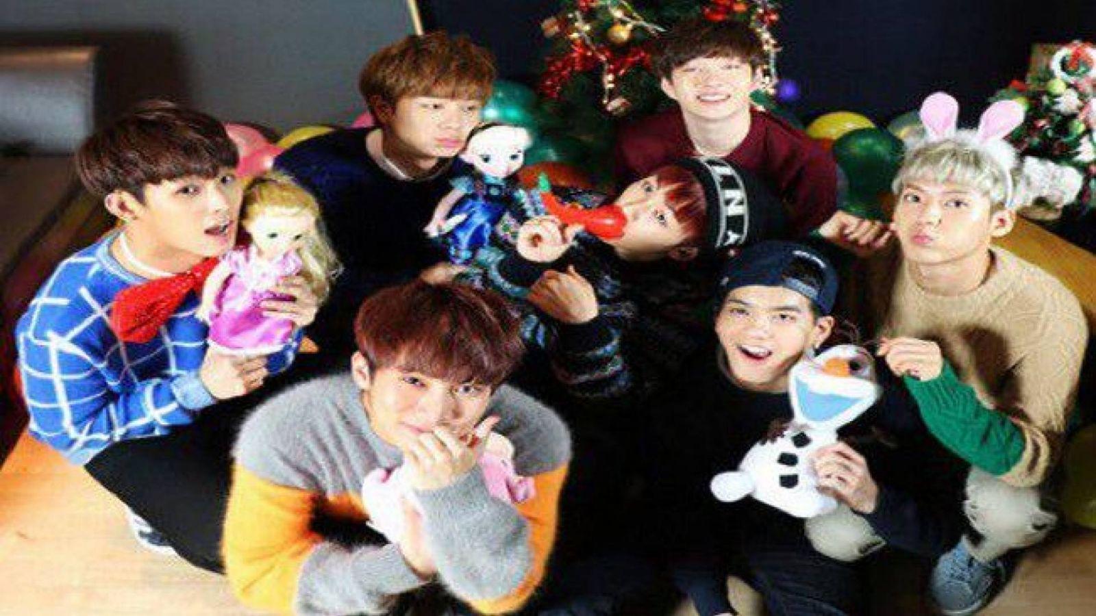 The Winter's Tale, novo mini álbum do BTOB © Cube Entertainment