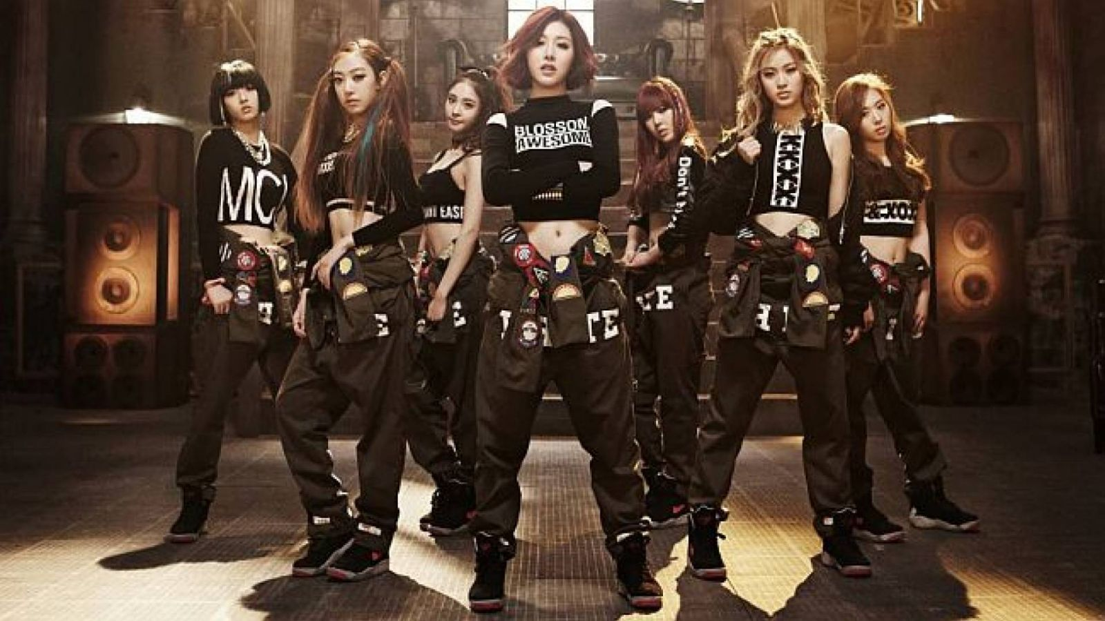 SONAMOO estreia com Deja Vu © TS Entertainment