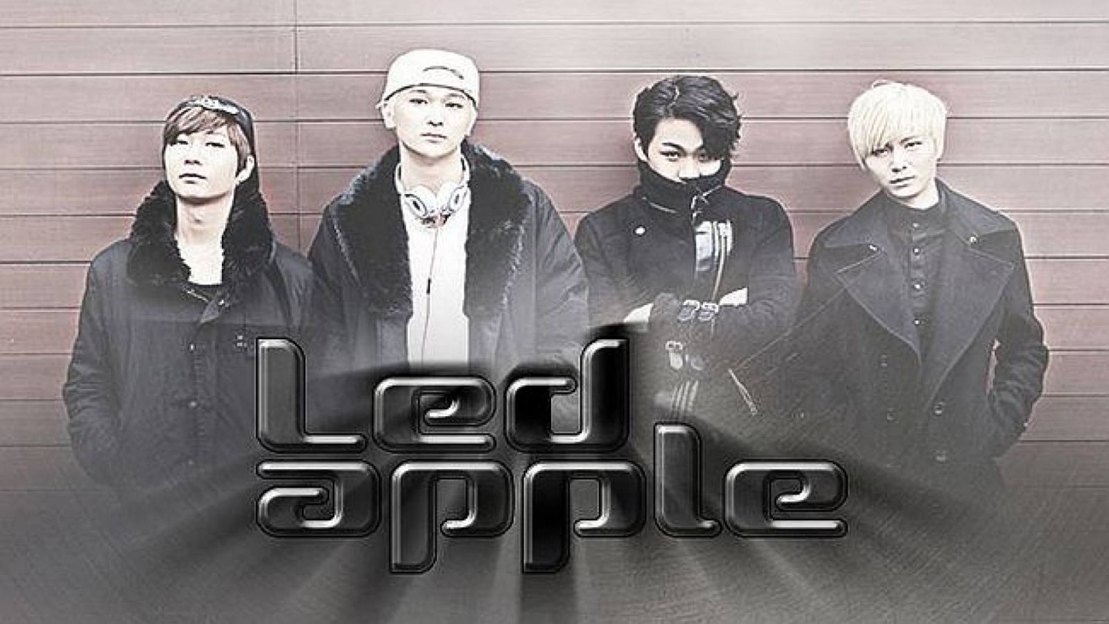 Nova formação e comeback do LEDApple © LEDApple Official Facebook Page