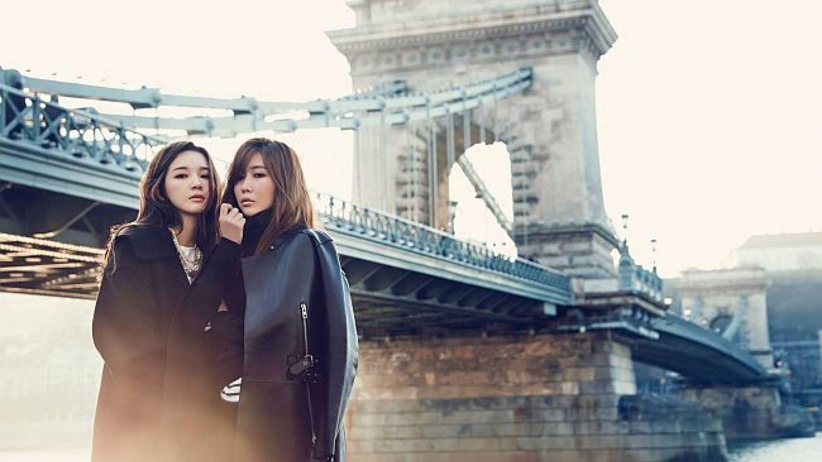 Comeback do Davichi: Davichi Hug © CJ E&M