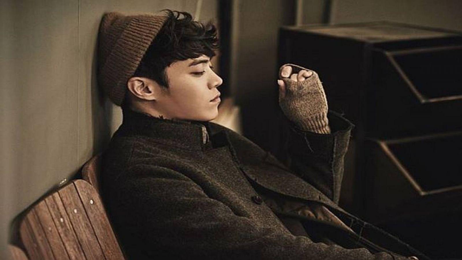 Eddy Kim lança 2º mini álbum, Sing Sing Sing © Eddy Kim Official Facebook Page, Mystic89