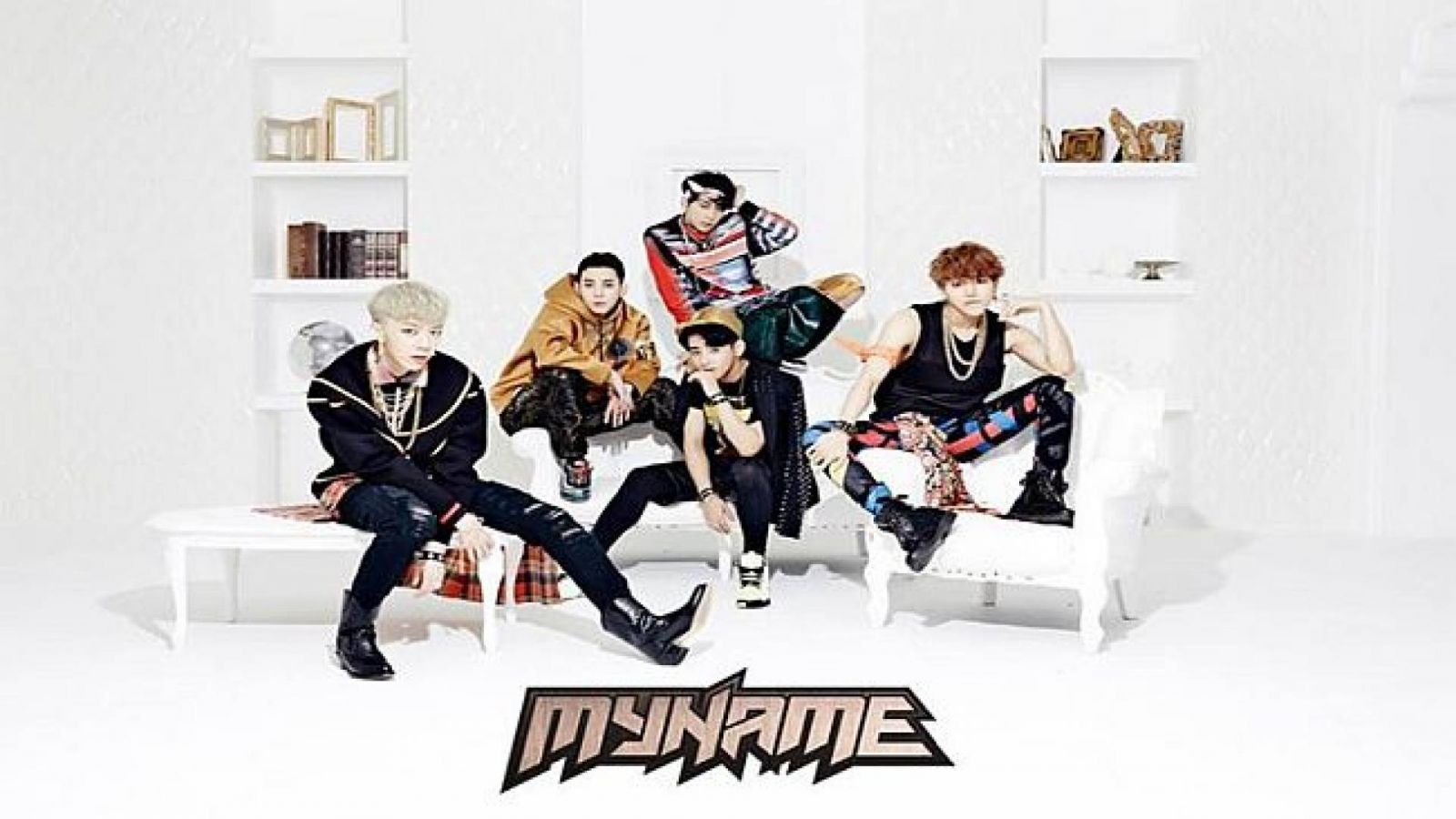 MYNAME lança seu 2º mini álbum © MYNAME Official Facebook Page