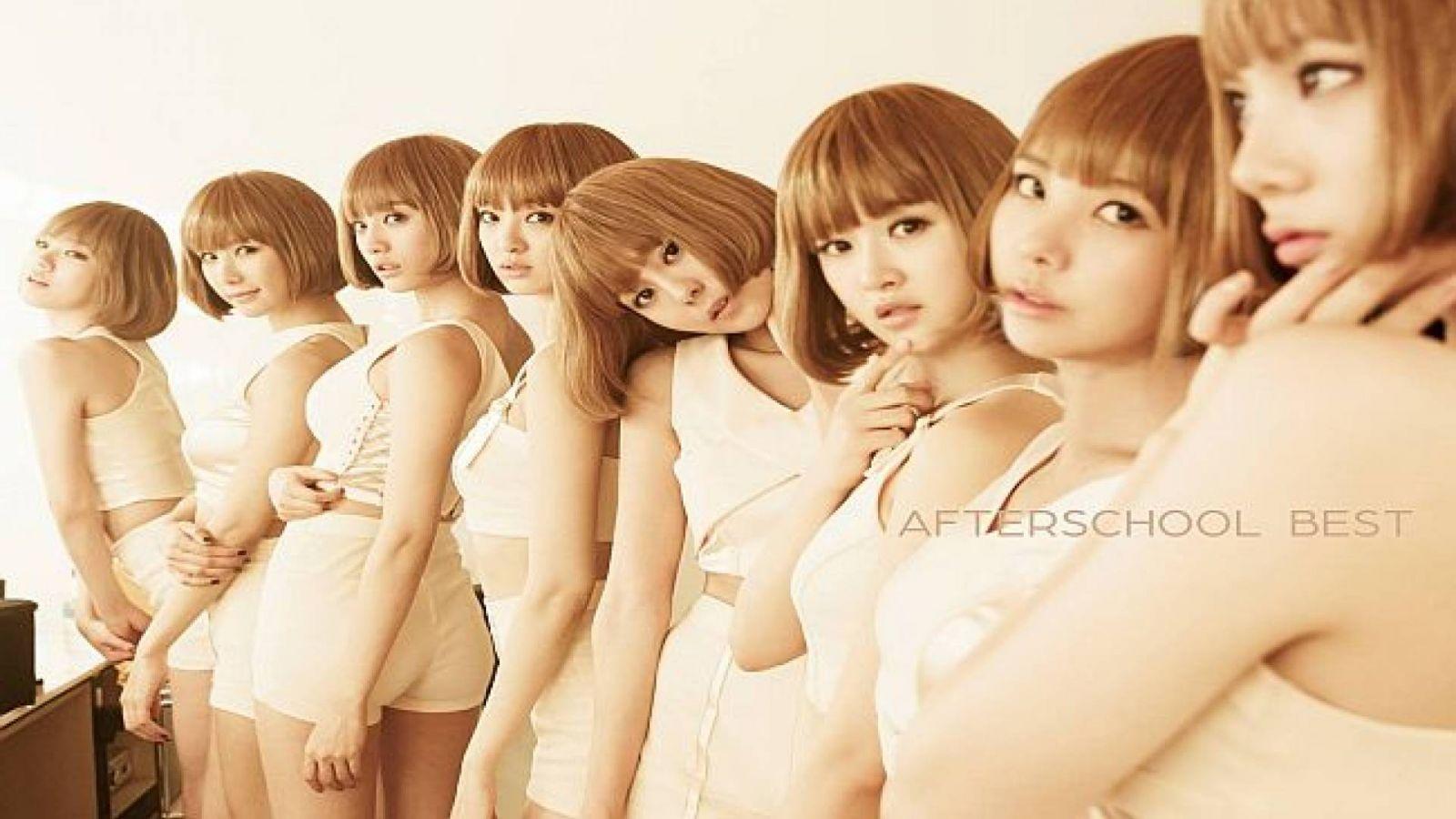 AFTERSCHOOL lançará Best-of japonês © AFTERSCHOOL Official Facebook Page, Pledis Entertainment