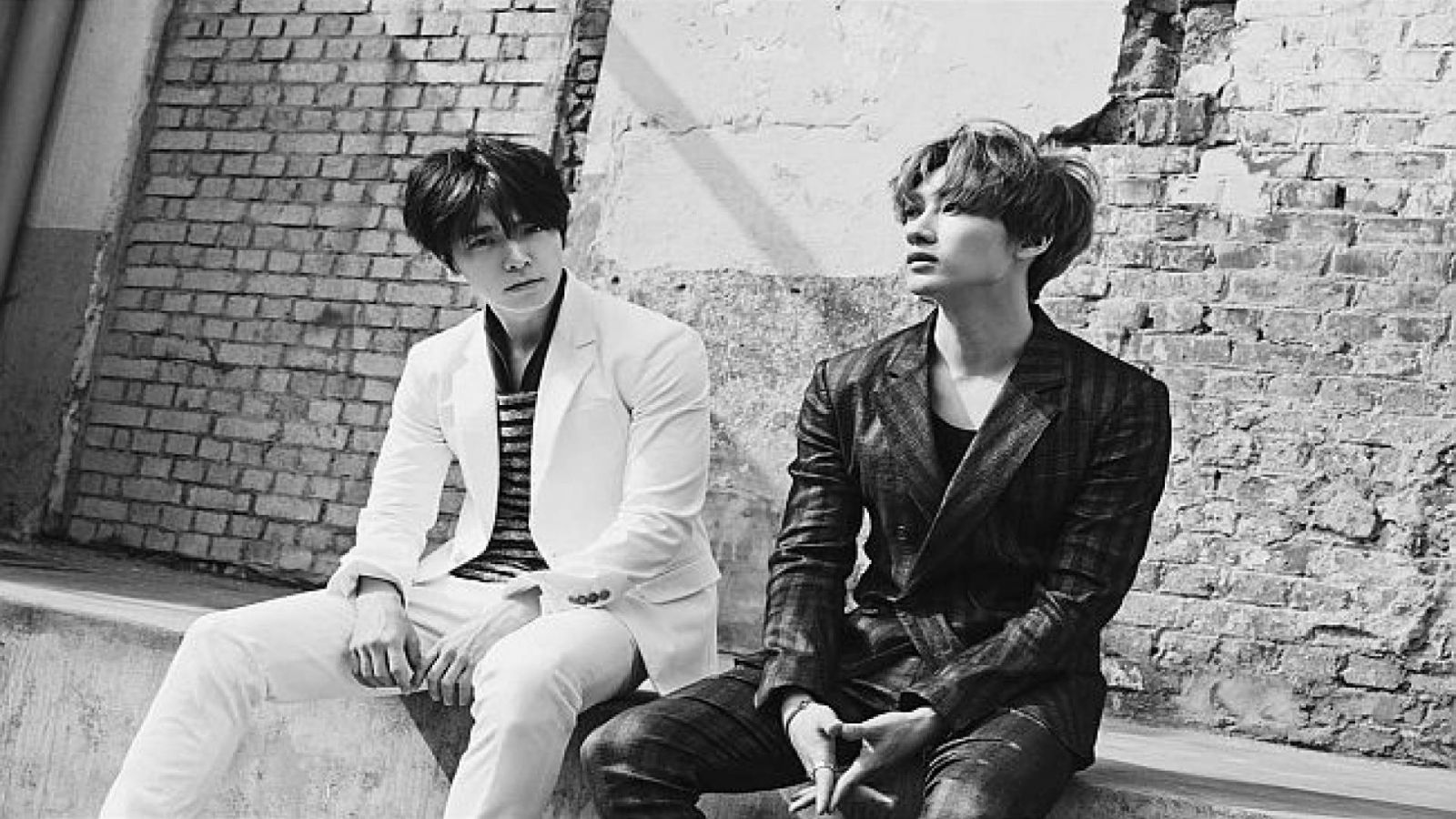 D&E lançará novo single japonês © SM TOWN Official Facebook