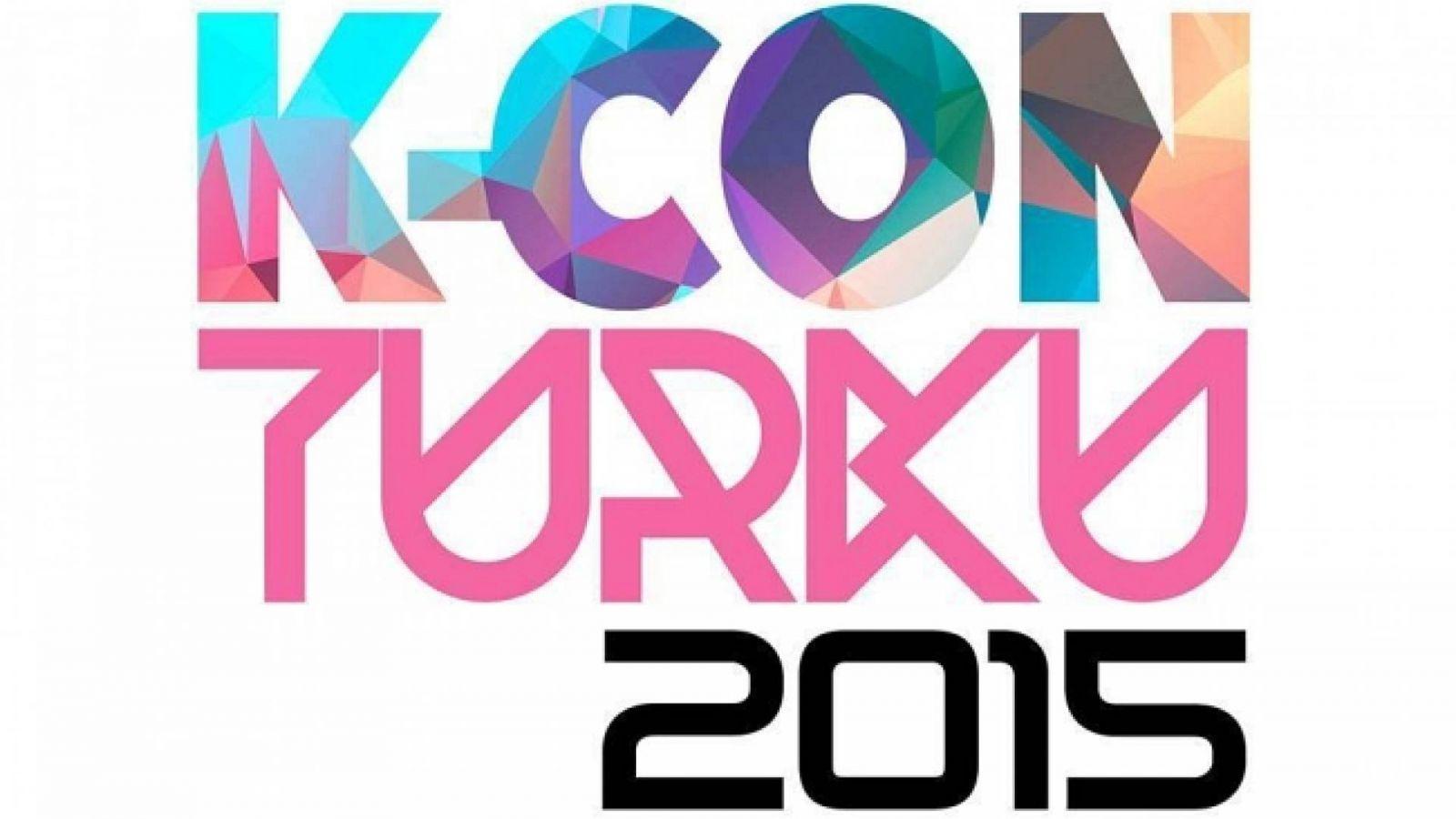 K-pop-tapahtuma K-CON TURKU 2015 järjestetään ensimmäistä kertaa © K-CON TURKU 2015