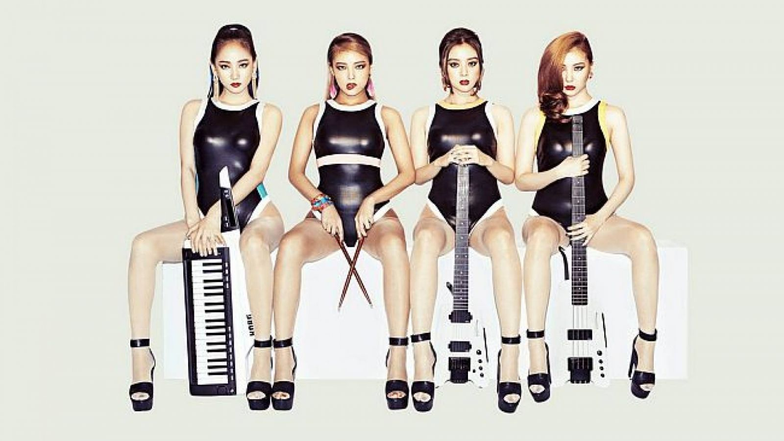 I Feel You: comeback do Wonder Girls © Wonder Girls Official Facebook Page