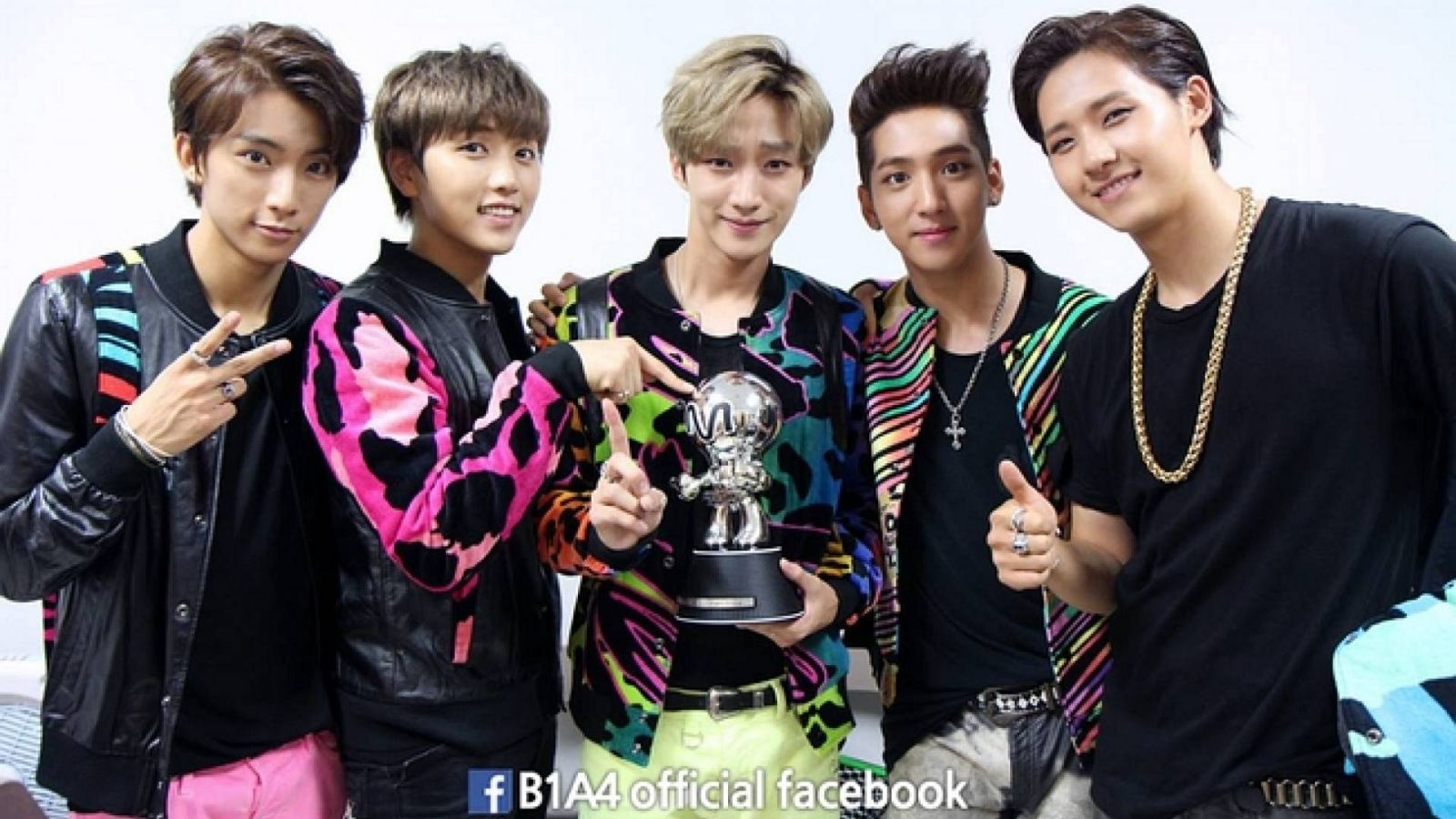 Sweet Girl: lançamento de comeback do B1A4 © WM ENTERTAINMENT, B1A4 Official Facebook Page
