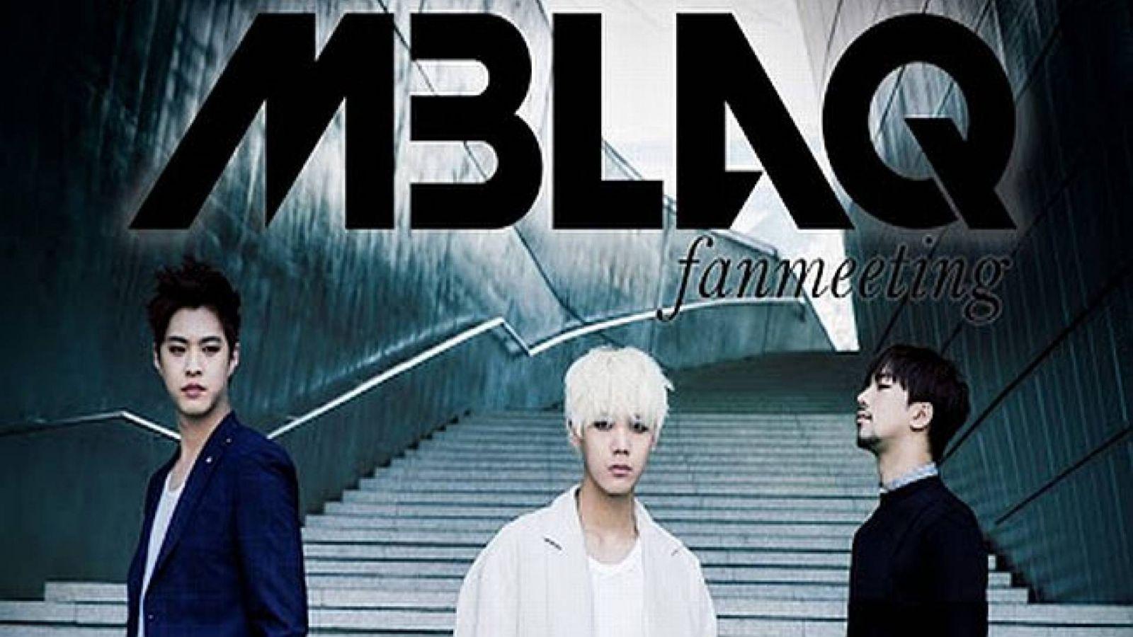 Fan meeting do MBLAQ cancelado © MBLAQ, HIghway Star