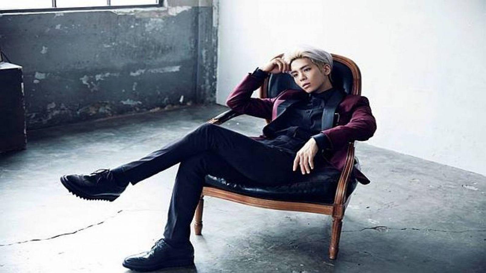 Comeback de Jonghyun (SHINee) © SMTOWN Official Facebook Page