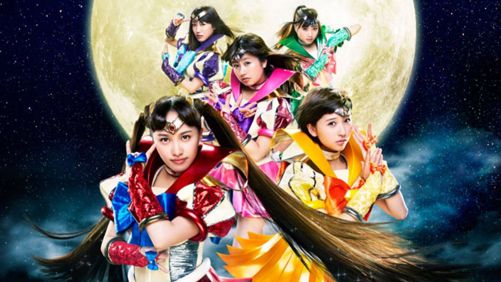 Momoiro Clover Z © EVIL LINE RECORDS. All rights reserved.