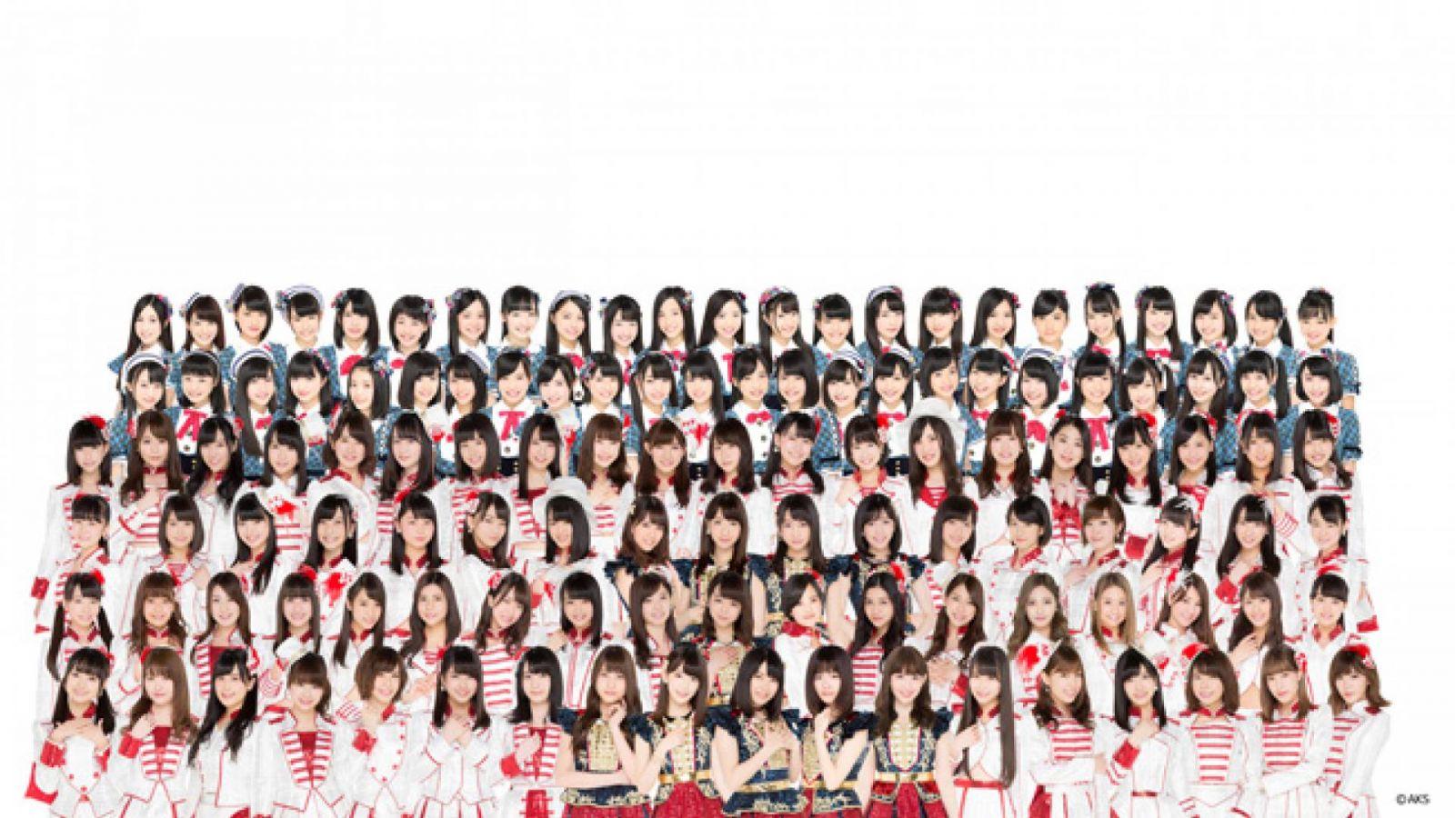 AKB48 © AKS