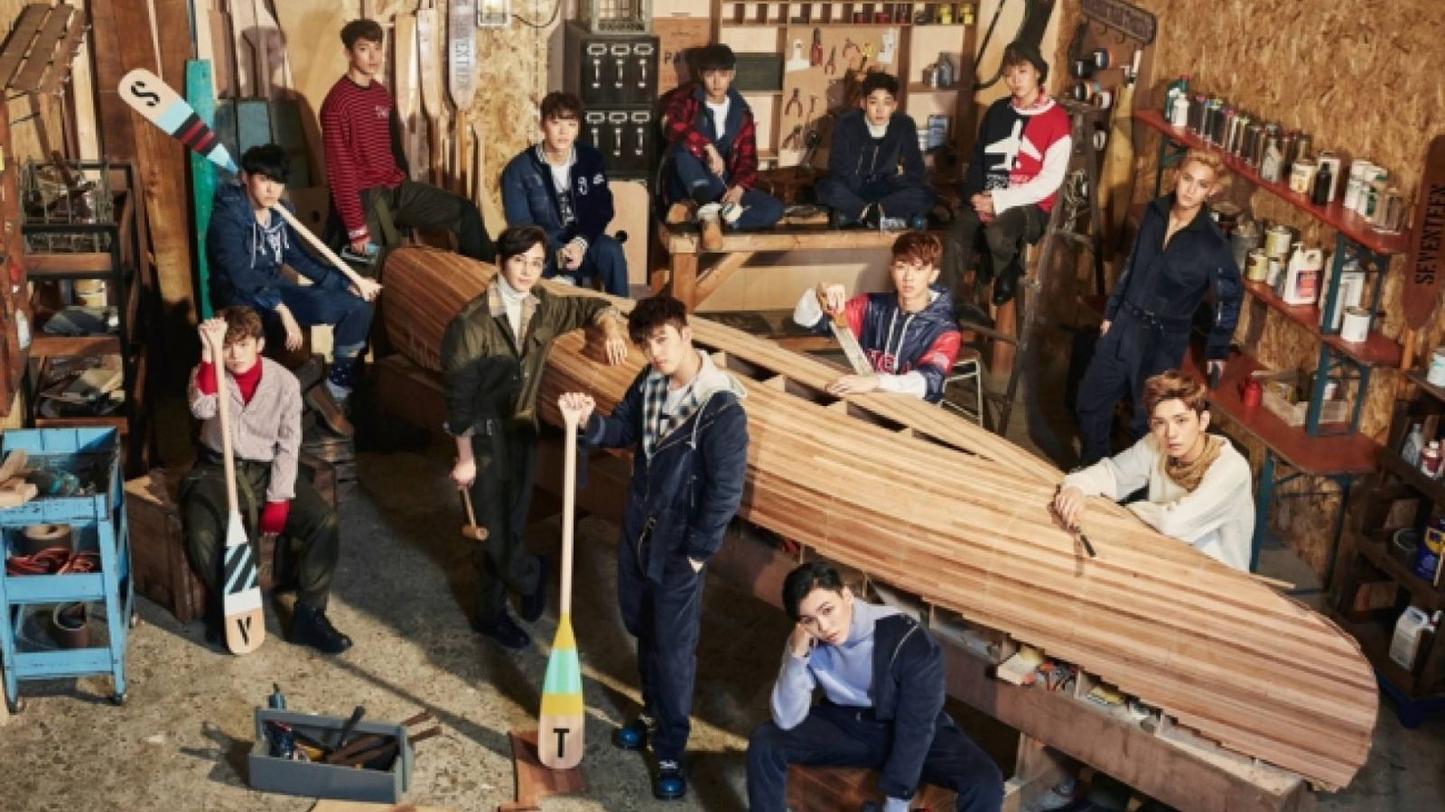 Seventeen © PLEDIS Co.,Ltd. All Rights Reserved.